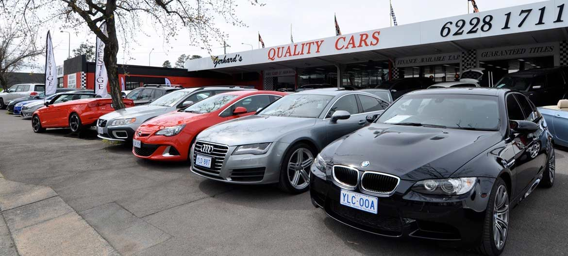 Gerhard's Quality Cars